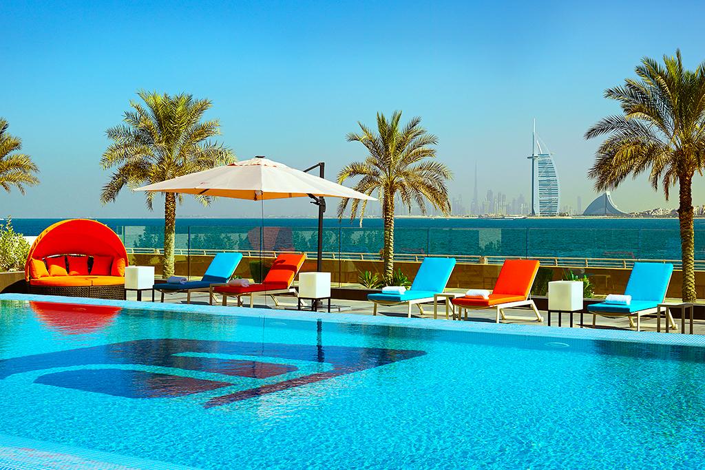 Séjour Dubai - Aloft Palm Jumeirah 4*