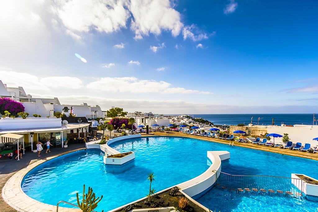 Séjour Lanzarote - Hôtel Bellevue Aquarius 3*