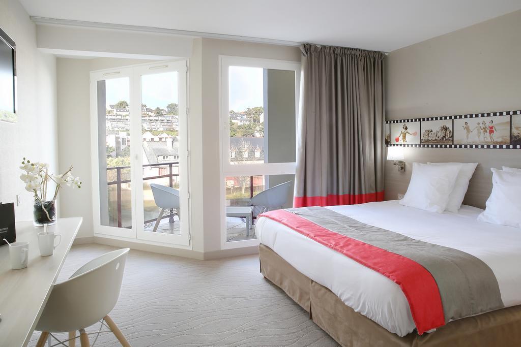 Best Western Les Bains Hôtel & Spa 3*, vacances Bretagne Perros Guirec 1