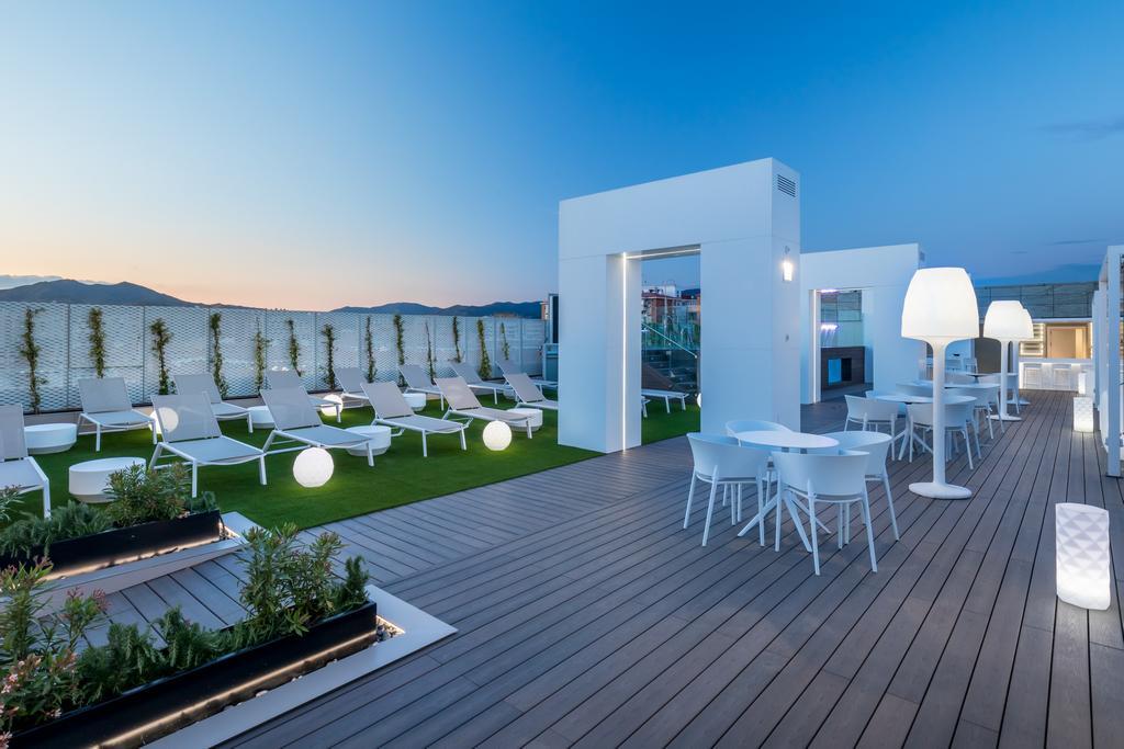Hôtel Barceló Málaga 4* - 1