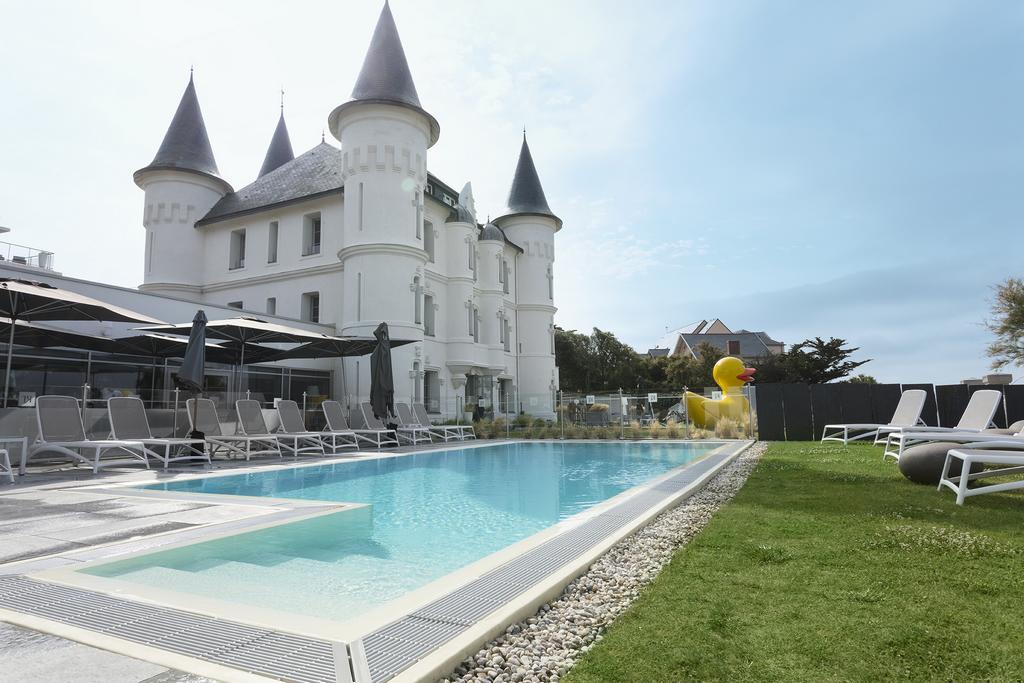 Hôtel Château des Tourelles 4* - 1