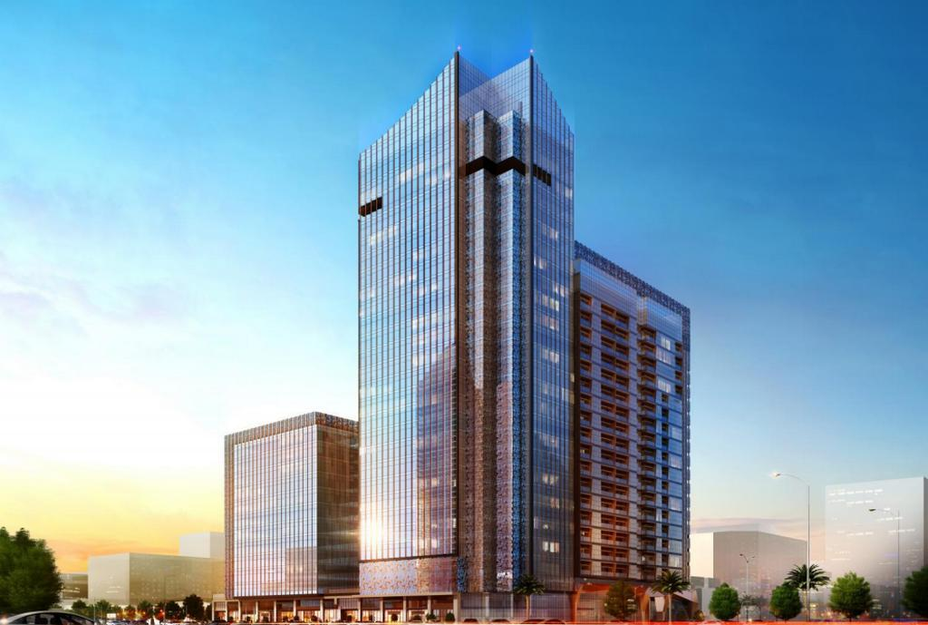 Double Tree by Hilton Dubai M Square 5*