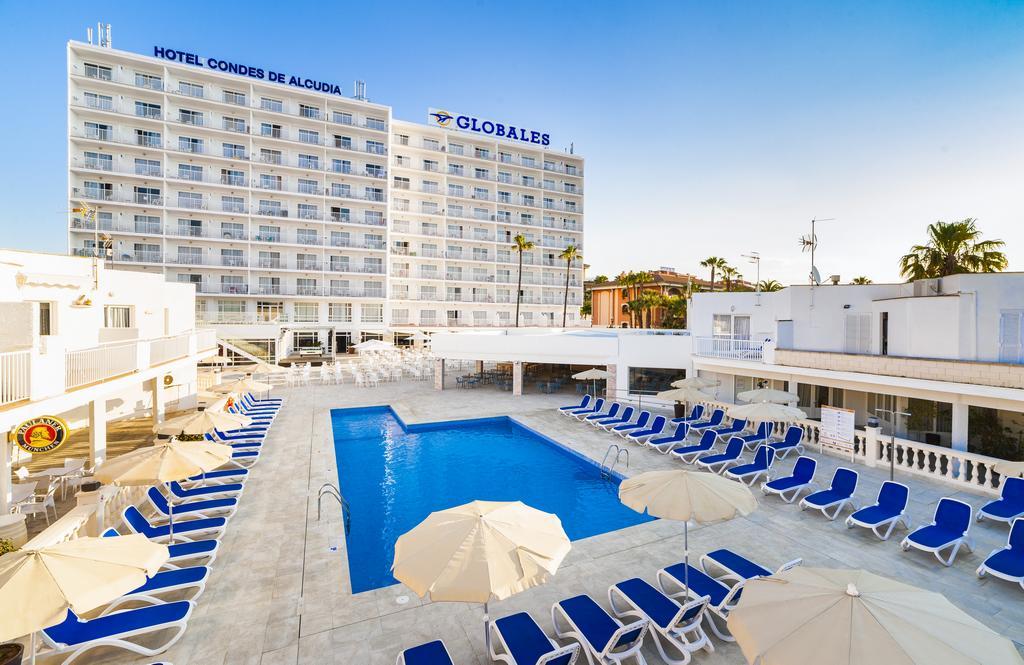 Séjour Palma de Majorque - globales condes de alcudia 3*