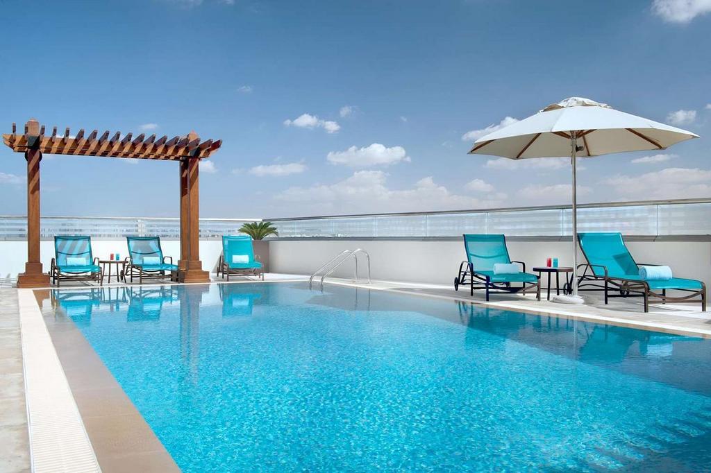 Séjour Dubai - Hilton Garden Inn Al Muraqabat 4*