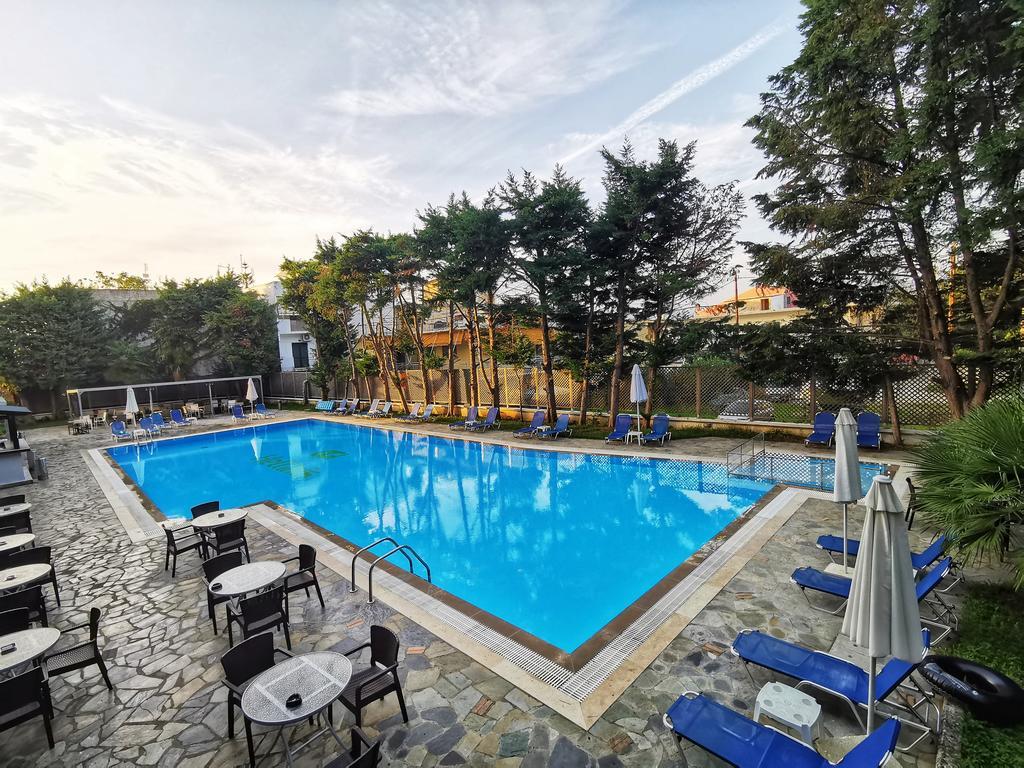 Séjour Grèce - Hôtel Hellinis 3*
