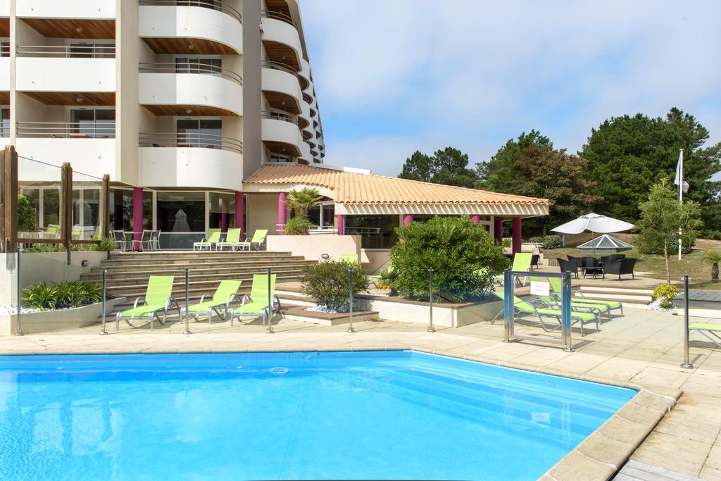 Hôtel Atlantic Thalasso & Spa Valdys 3*, vacances Pays de la Loire Saint-Jean-de-Monts 1