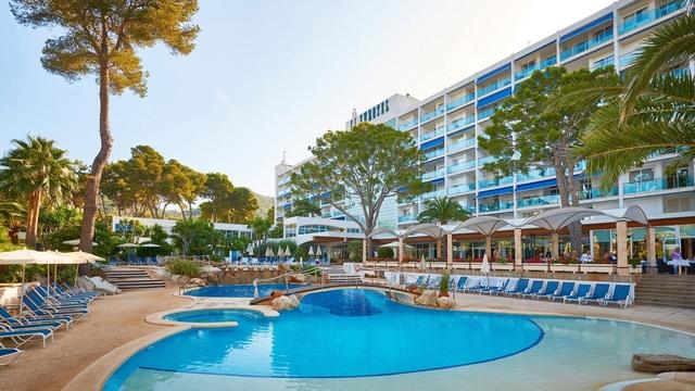 Hôtel Eurotel Hipotel Punta Rotja 4*
