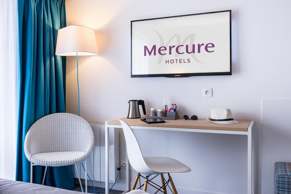 Mercure Deauville Centre 4*, vacances Normandie Deauville 1