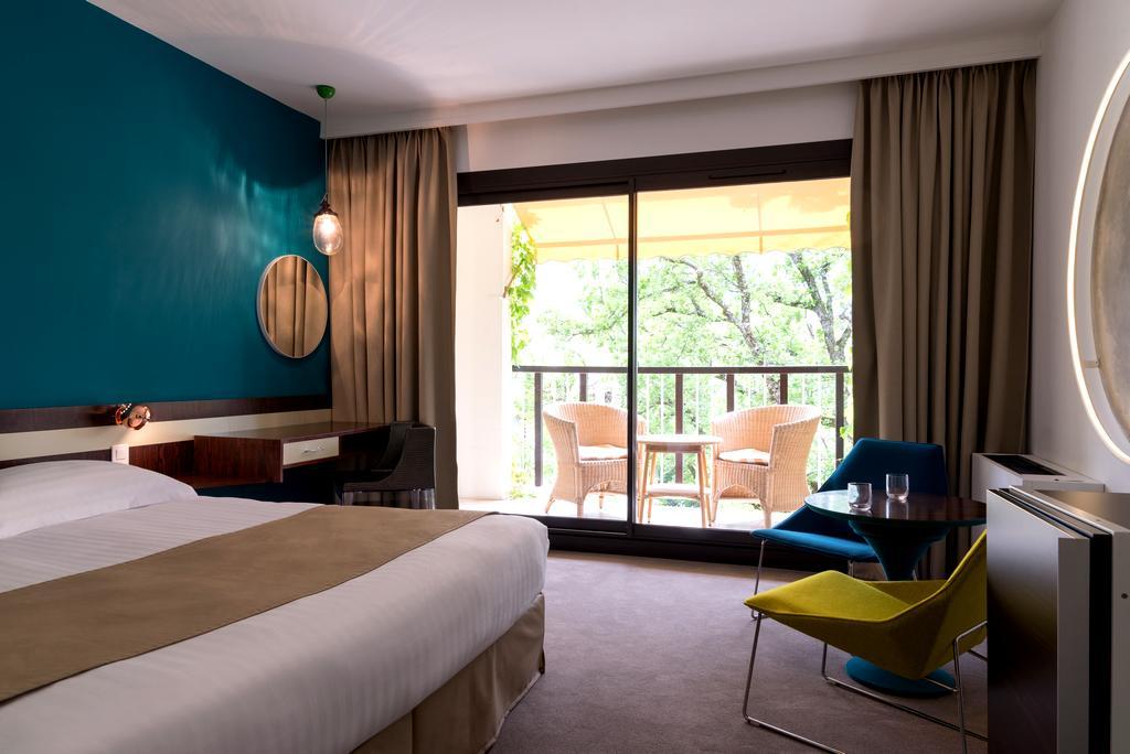Hôtel Villa Borghèse 4*, vacances Provence-Alpes-Côte d'Azur Greoux les bains 1