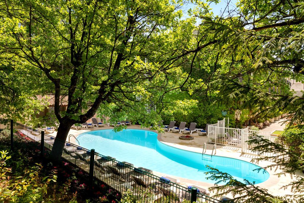 Hôtel Villa Borghèse 4*, vacances Provence-Alpes-Côte d'Azur Gréoux-les-Bains 1