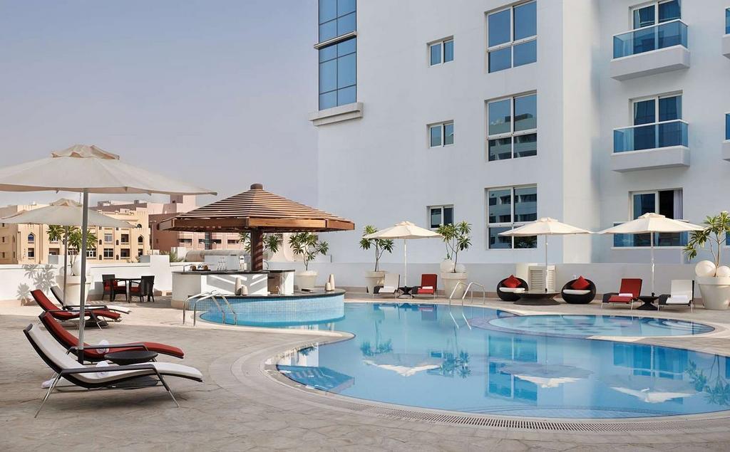 Séjour Dubai - Hyatt Place Dubai Al Rigga 4*