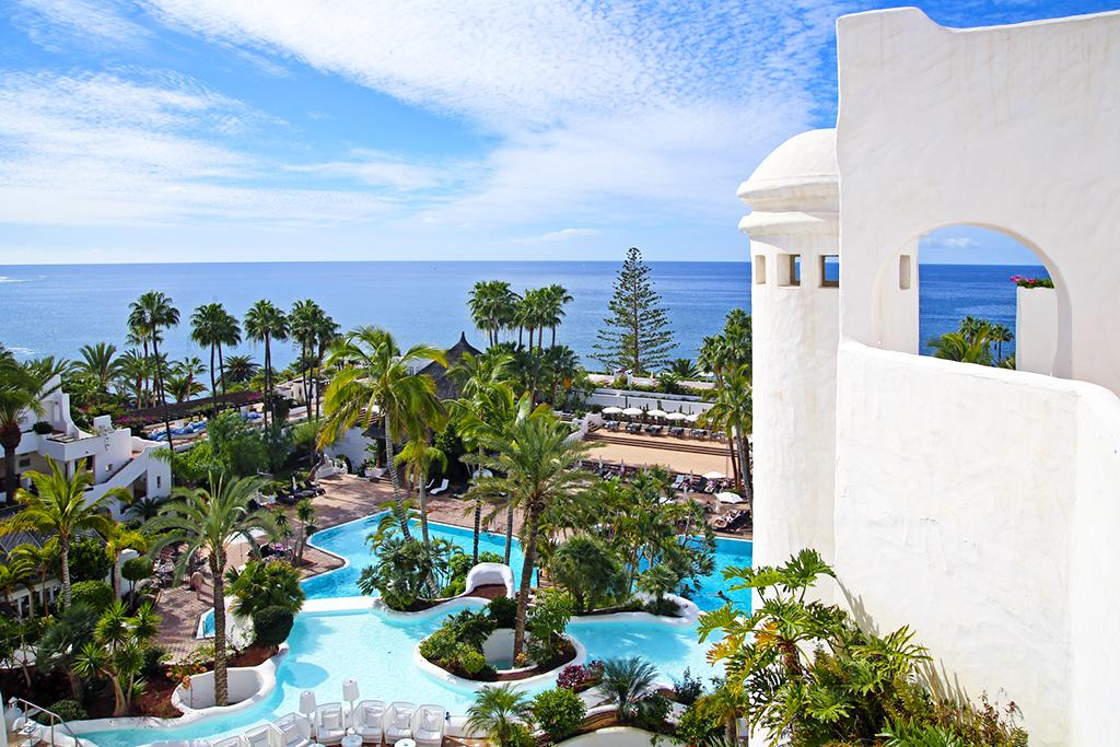 Séjour Espagne - Jardin Tropical 4*