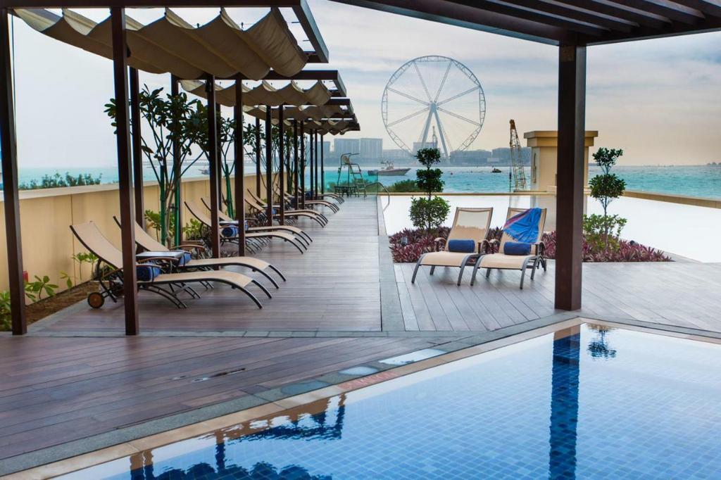 Séjour Dubai - JA Ocean View