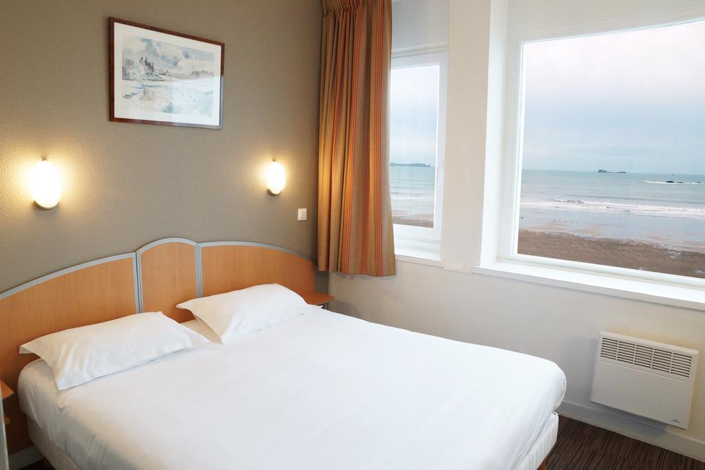 France - Bretagne - Saint Malo - Hôtel Jersey 3*