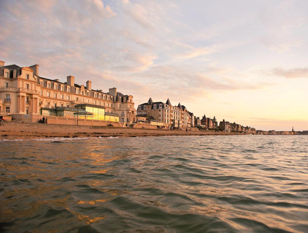 France - Bretagne - Saint Malo - Le Grand Hôtel Des Thermes 5*
