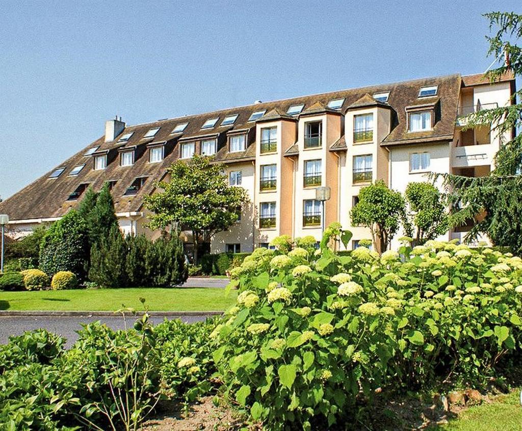 Les Jardins De Deauville 3*, vacances Normandie Deauville 1