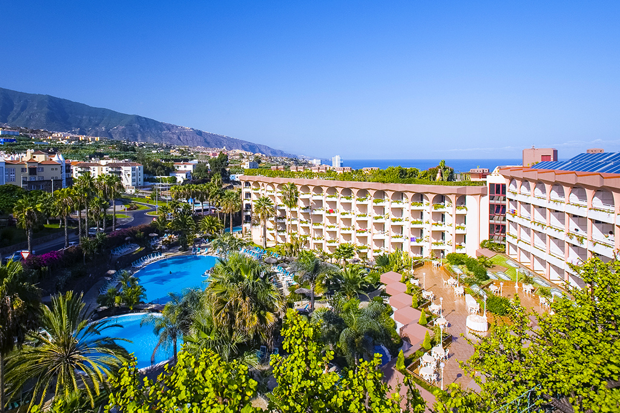 Séjour Canaries - Puerto Palace 4*