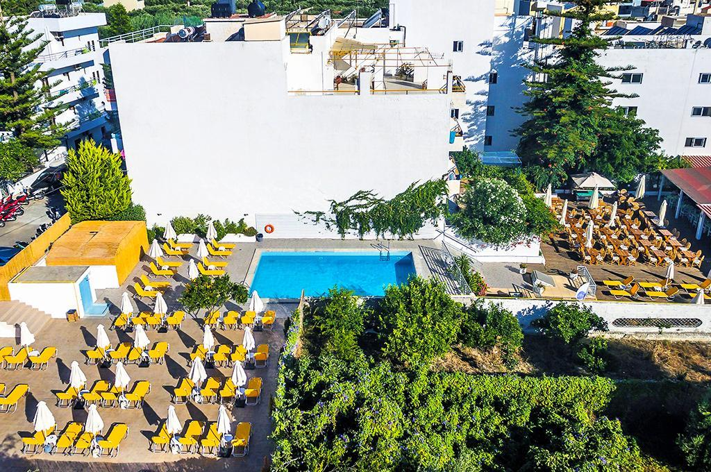 Séjour Grèce - SERGIOS HOTEL 3*