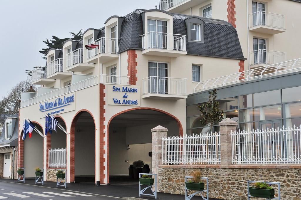 Spa Marin du Val André Thalasso Resort 4*, vacances Bretagne Pléneuf-val-andré 1