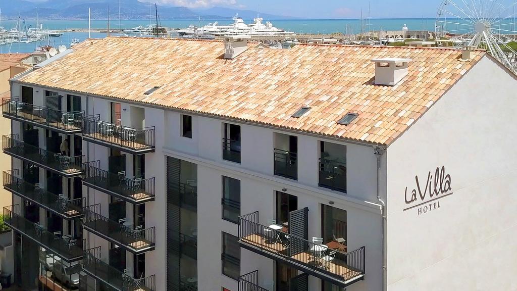 La Villa Port d'Antibes & Spa 4*, vacances Provence-Alpes-Côte d'Azur Antibes 1