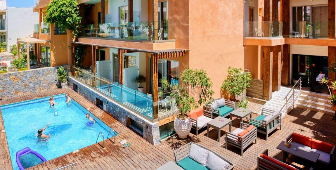Palmera Beach Hôtel & Spa 4* Adult Only +16