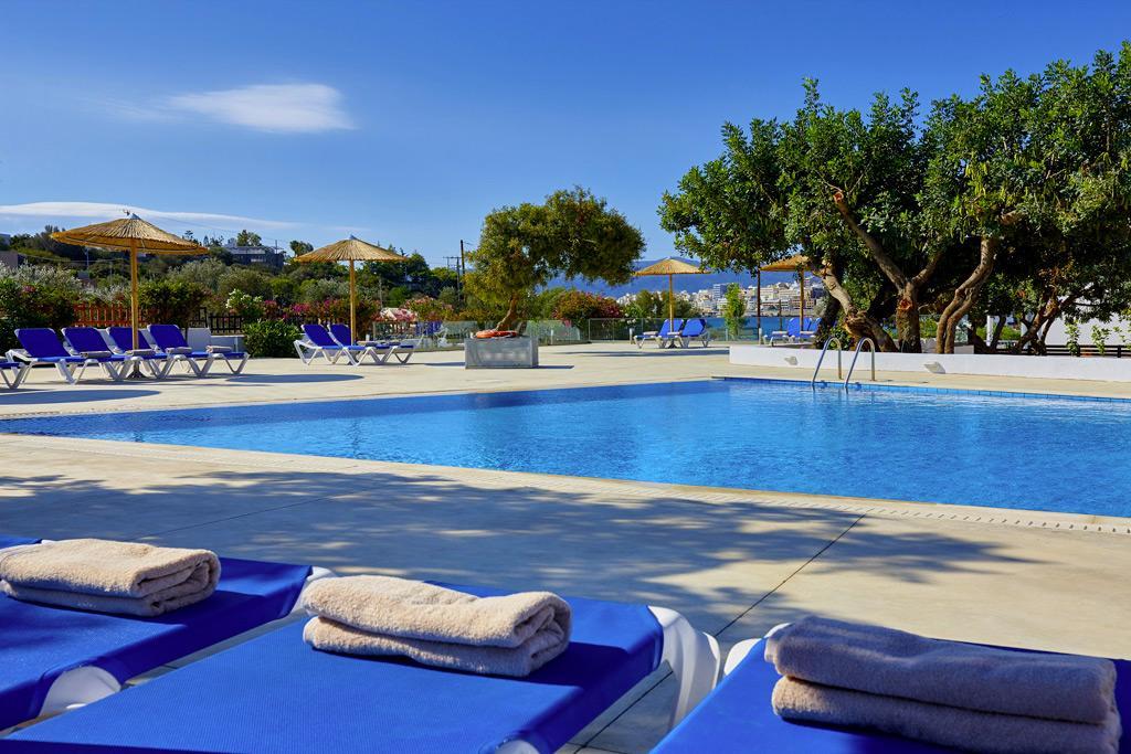 Hôtel Vasia Ormos Beach Adult only  4* - 1